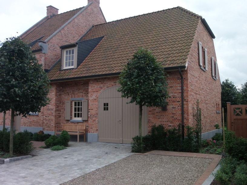 woningbouw realisaties architect landelijke woningen